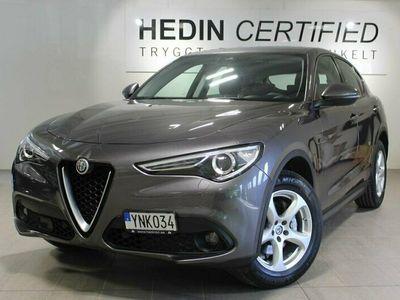 begagnad Alfa Romeo Stelvio