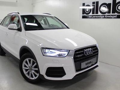 gebraucht Audi Q3 2.0 TDI QUATTRO S-TRONIC 2015, SUV 259 000 kr