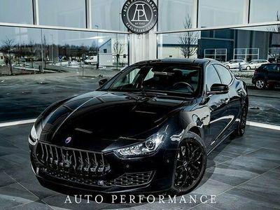begagnad Maserati Ghibli Fri hemleverans 2018, Personbil Pris 495 000 kr