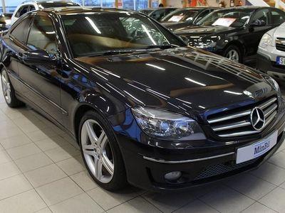 begagnad Mercedes CLC200 184HK AUT KOMPRESSOR