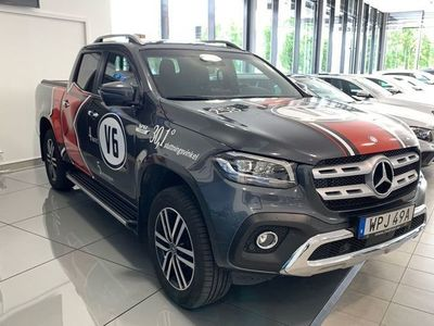 begagnad Mercedes X350 X 350 D POWER EDITION