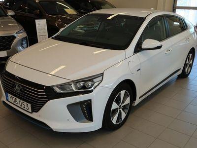 begagnad Hyundai Ioniq Plugin Premium Plus Eco