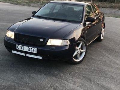 begagnad Audi A4 B5 1.8