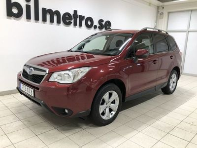 begagnad Subaru Forester 2.0 4WD LINEARTRONIC