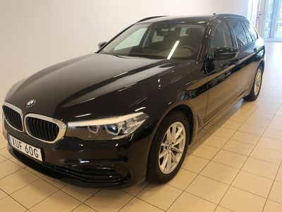 begagnad BMW 520 i Touring Sport Line Connected