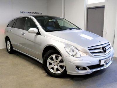 begagnad Mercedes R350 L 4MATIC 7G-TRONIC PANORAMA 7-SITS 272hk