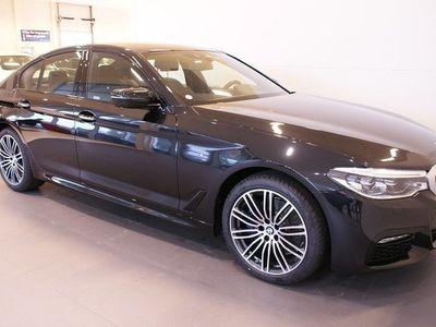 begagnad BMW 530 i xDrive Sedan M Sportpaket Bower & Wilkins Diamond surround sound system