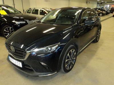 begagnad Mazda CX-3 2.0 SKYACTIV-G AWD