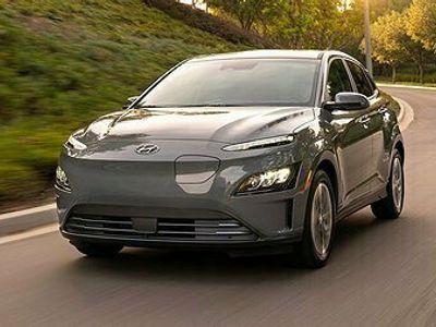 begagnad Hyundai Kona 100kW / 39kWh 136hk Pure inklusive Vinterhjul