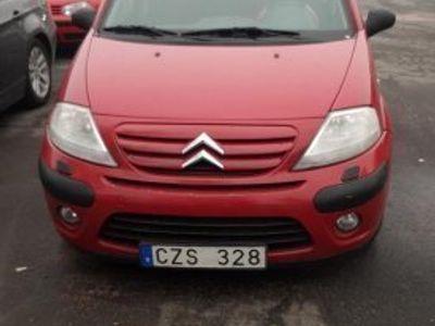 gebraucht Citroën C3 1.4 ny bes nyservad -07