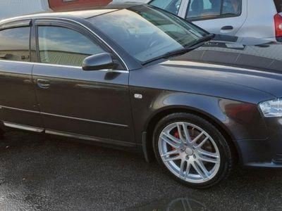 begagnad Audi A4 sedan 1,8 turbo -07