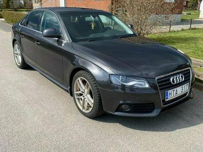 begagnad Audi A4 2.0 TDI MULTITR