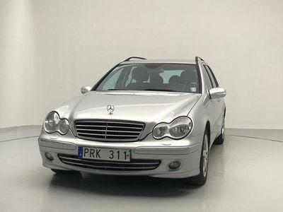 begagnad Mercedes C220 C-KlassCDI Kombi W203