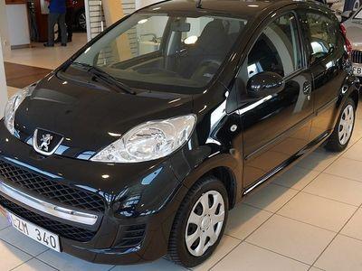gebraucht Peugeot 107 1.0 5dr 2011, Halvkombi