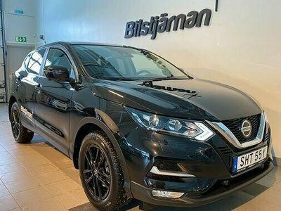 begagnad Nissan Qashqai 1.3 DIG-T DCT N-Connecta V-hjul 2020, SUV Pris 239 000 kr