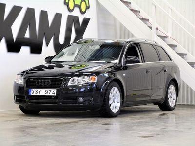 begagnad Audi A4 2,0T 200hk | Quattro | Prosport