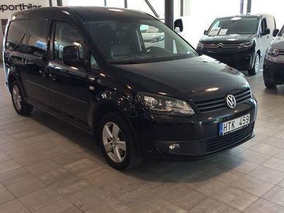 begagnad VW Caddy Maxi 2,0 DSG DRAG
