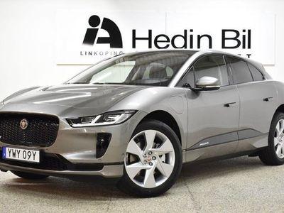 begagnad Jaguar I-Pace Signature FE SE EV400 AWD 2020, SUV 829 900 kr
