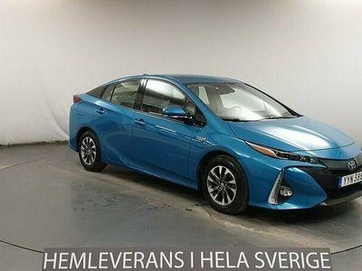 begagnad Toyota Prius Plug-in Hybrid 1.8 VVT-i Head up-display Navi