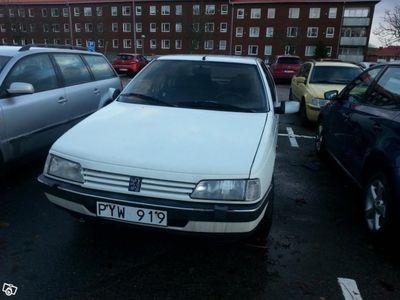 begagnad Peugeot 405 SRI AUT.Ny besiktad -93
