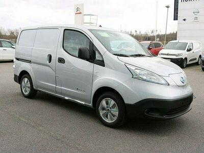 begagnad Nissan e-NV200 Van 40 kWh Premium 100% EL