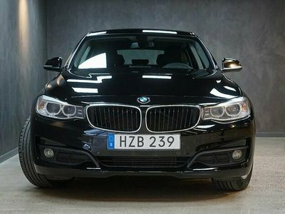 begagnad BMW 320 Gran Turismo d 190Hk Advantage V-hjul Bluetooth