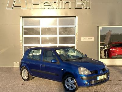begagnad Renault Clio II 1.2 16v 5dr Vinterhjul