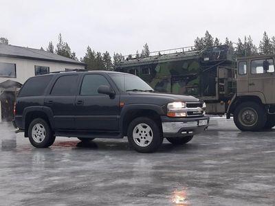 begagnad Chevrolet Tahoe v8
