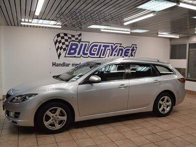 begagnad Mazda 6 Wagon 2.0 Advance 147hk