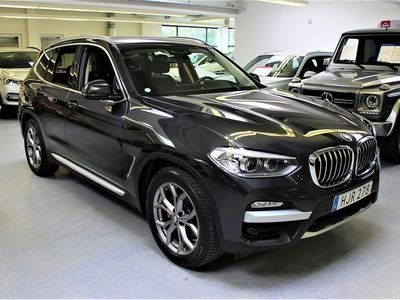 begagnad BMW X3 xDrive20d X-LINE BRA SPEC 2018, SUV 389 900 kr