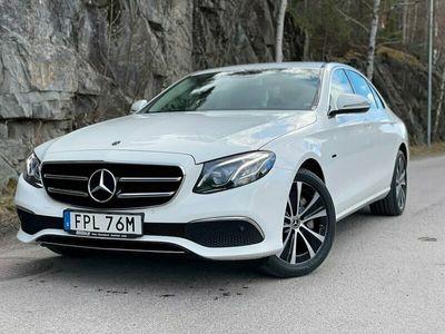 begagnad Mercedes E300 PLUG-IN 9G-Tronic 306hk Läder Drag