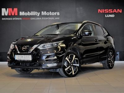 "begagnad Nissan Qashqai dCi 110 Tekna Design Pack 19"" Fynd"