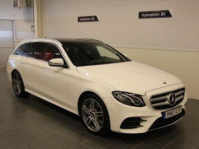 begagnad Mercedes E220 4M, AMG, Värmare