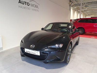 begagnad Mazda MX5 RF 2.0 184hk Brunt Nappa Skinn