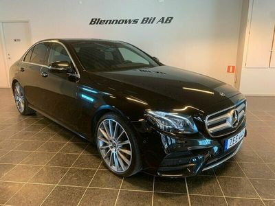 "begagnad Mercedes E220 AMG / 20"" hjul / Panorama"