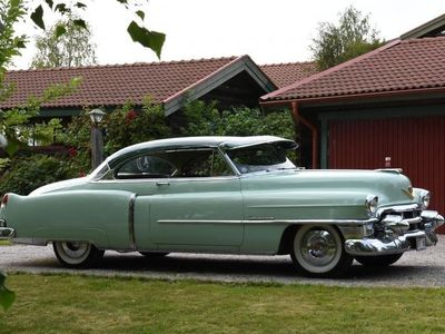 begagnad Cadillac Serie 62 Coupe 1953