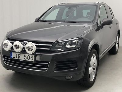 usata VW Touareg V6 TDI BlueMotion Technology (245hk)
