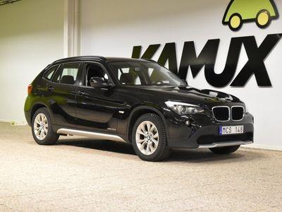 begagnad BMW X1 xDrive20d Aut PDC S&V-Hjul (177hk)