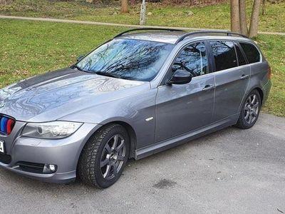 begagnad BMW 320 d -Värmare m GSM-start - B.D.R-Fri
