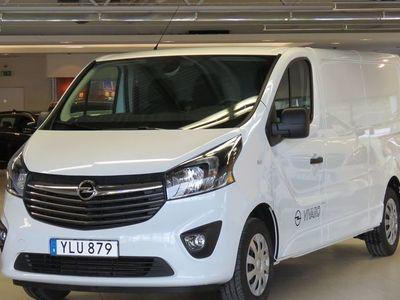 used Opel Vivaro L2H1 1,6 BiTurbo 125hk