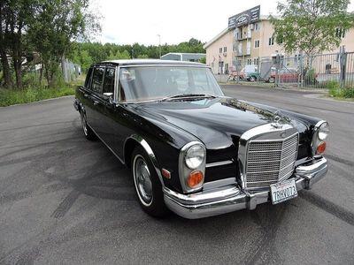 usata Mercedes 600 Samlarbil