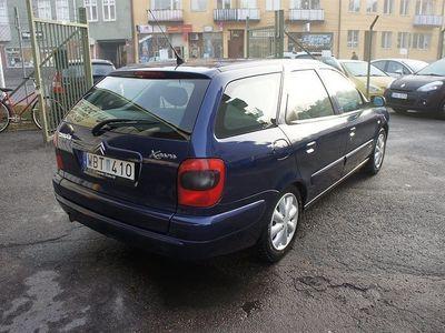 begagnad Citroën Xsara 1.6 12100 Svensksåld -05