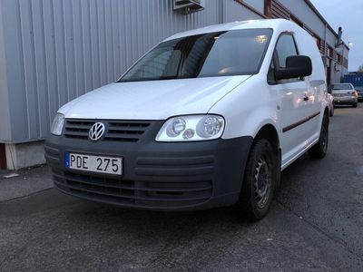 begagnad VW Caddy Panel Van 1.9 TDI Skåp (75hk)