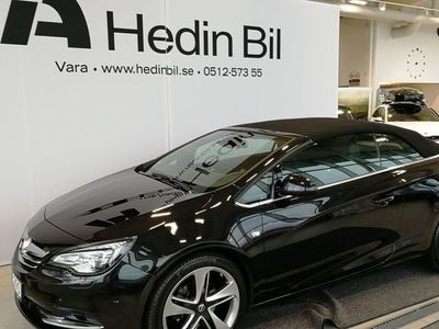 begagnad Opel Cascada 1.6 EDIT ecoFLEX Automatisk, 170hk