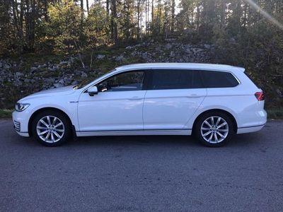 begagnad VW Passat GTE Variant 1.4 TSI DSG