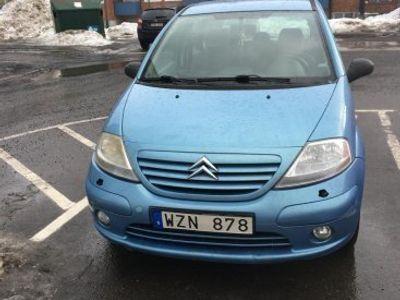gebraucht Citroën C3 1,4 . Ny besiktad och skattad -05