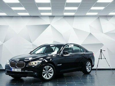 begagnad BMW 750 i xDrive 408hk/Sv-såld/Navi/Hifi