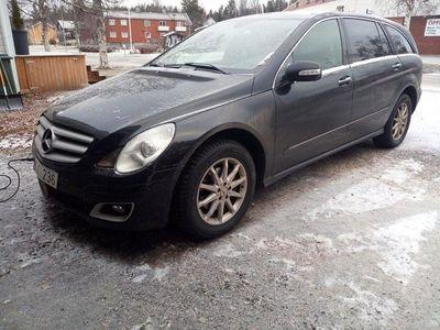 begagnad Mercedes R320 CDI L 4MATIC ev byte