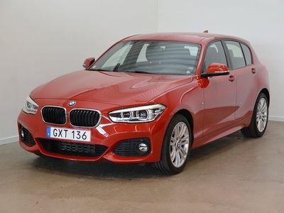begagnad BMW 118 d xDrive MSport H&K Nyservad