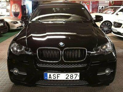 begagnad BMW X6 3,0d x-drive låg miles